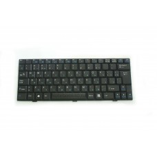 Клавиатура MSI Wind U90 U100 U110 U120 Mini 1210 E1210 RoverBook Neo U100WH Series Black